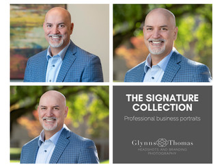 The Signature Collection of Business Portraits