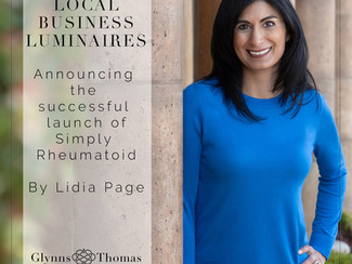 Your #1 Resource for Living with Rheumatoid Disease | Lidia Page