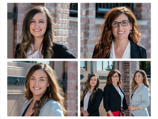 Headshots for an HR Consulting Firm
