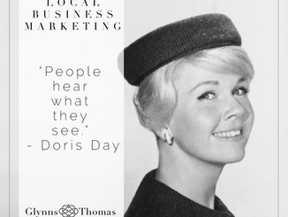 What Does Doris Day Have to Do With Professional Business Portraits?