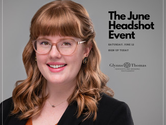 The June Headshot Event