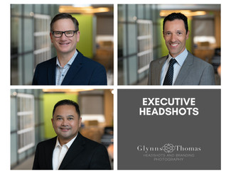 Executive Headshots