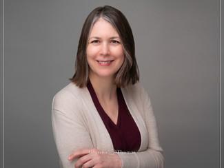 Sacramento Headshot of a Therapist