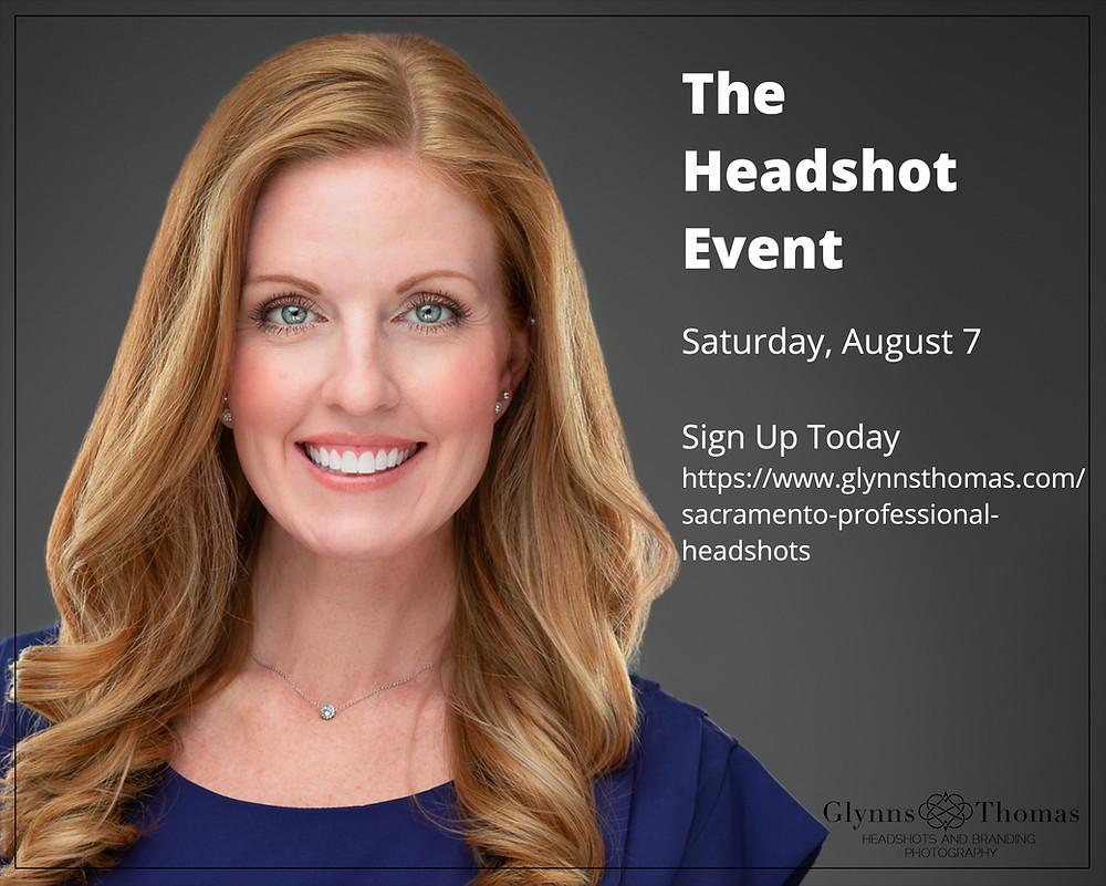 Headshot of a woman in Sacramento