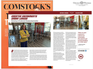 Feature in Comstock's Magazine