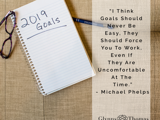 What Goals Did You Set For 2019?
