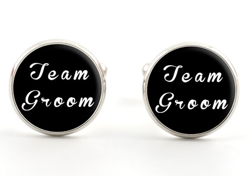 Team Groom Wedding Cufflinks The Cufflink Quality Amazing Prices