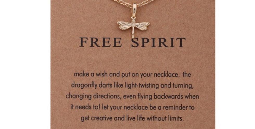 Free Spirit Necklaces