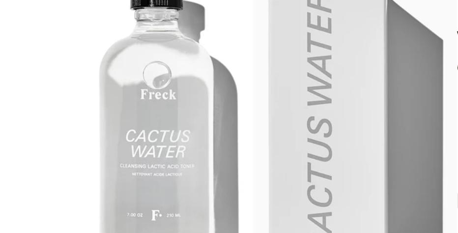 Freck Cactus Water Lactic Acid Toner