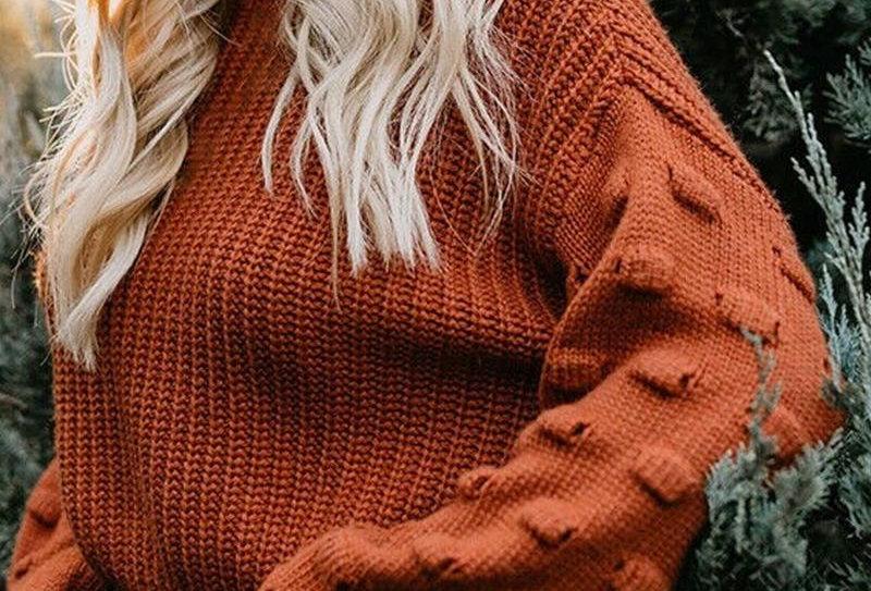 Knit Long Sleeve