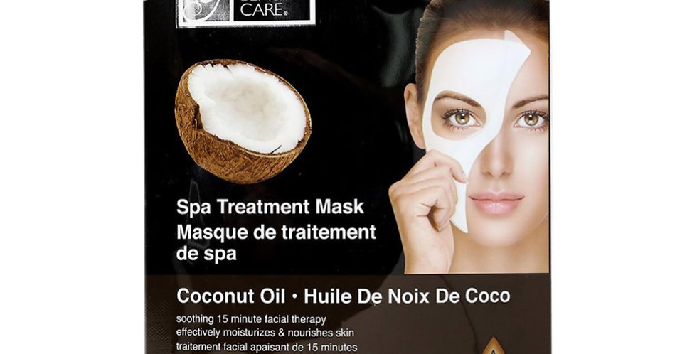 Coconut Oil Spa Treatment Mask