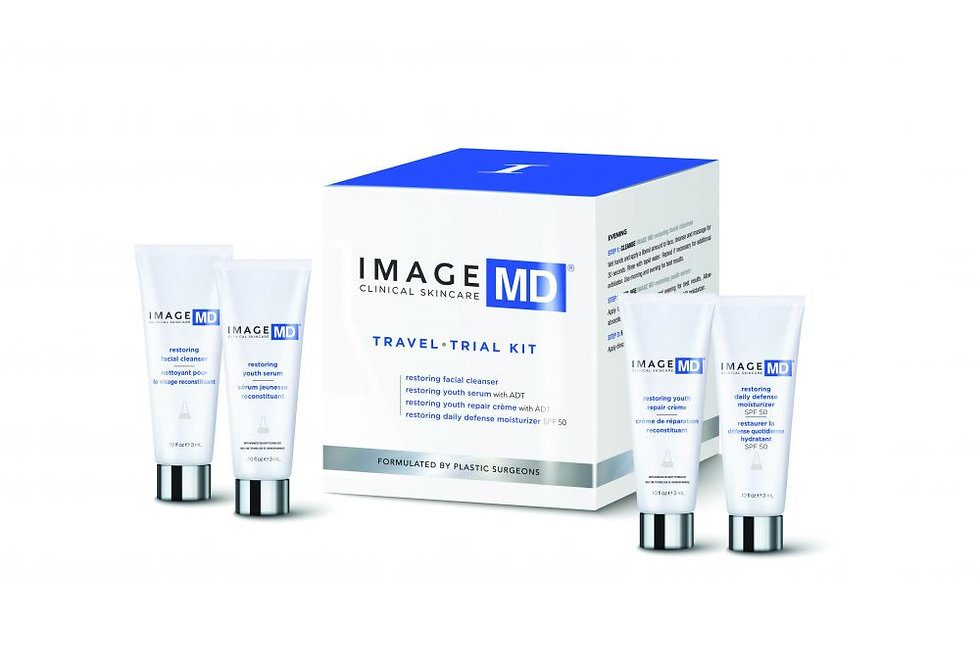 Image MD Clinical Travel Trial Kit
