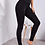 Thumbnail: Criss Cross Back Sports Leggings