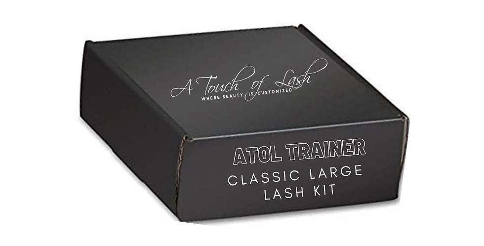 ATOL Trainer Classic Large Lash Kit