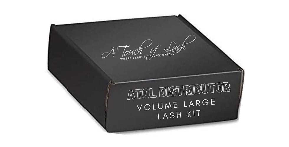 ATOL Distributor Volume Large Lash Kit