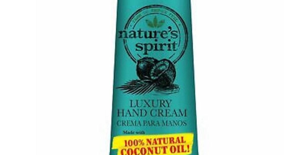 Nature's Spirit Hand Cream