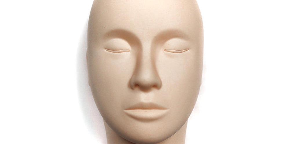 ATOL Silicone Lash Training Mannequin Head
