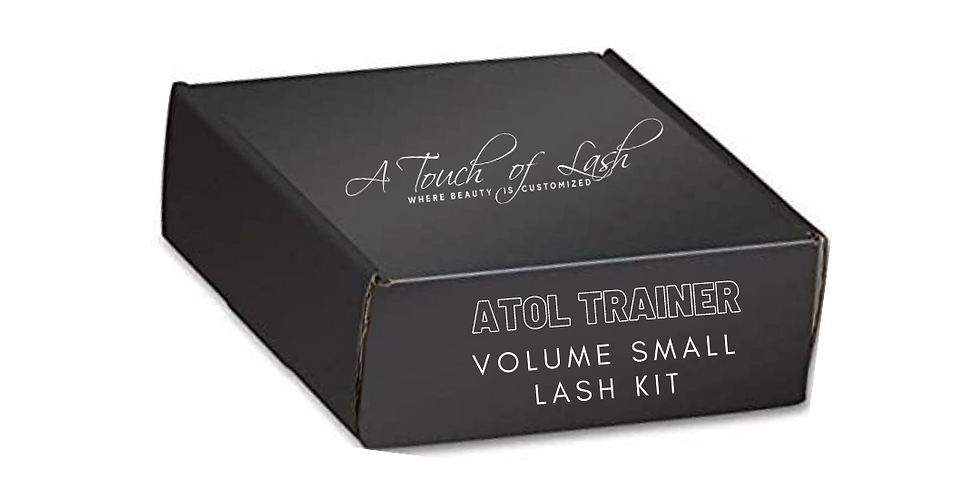 ATOL Trainer Volume Small Lash Kit