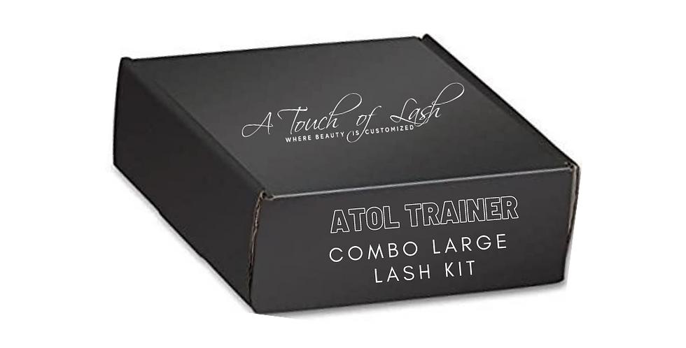 ATOL Trainer COMBO Large Lash Kit