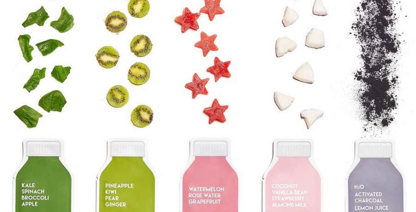 Raw Juice Cleanse Mask