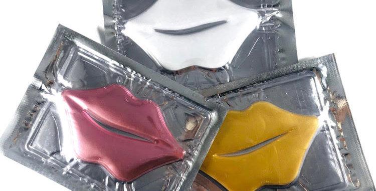 24K Rejuvenating Lip Masks (10 pack)