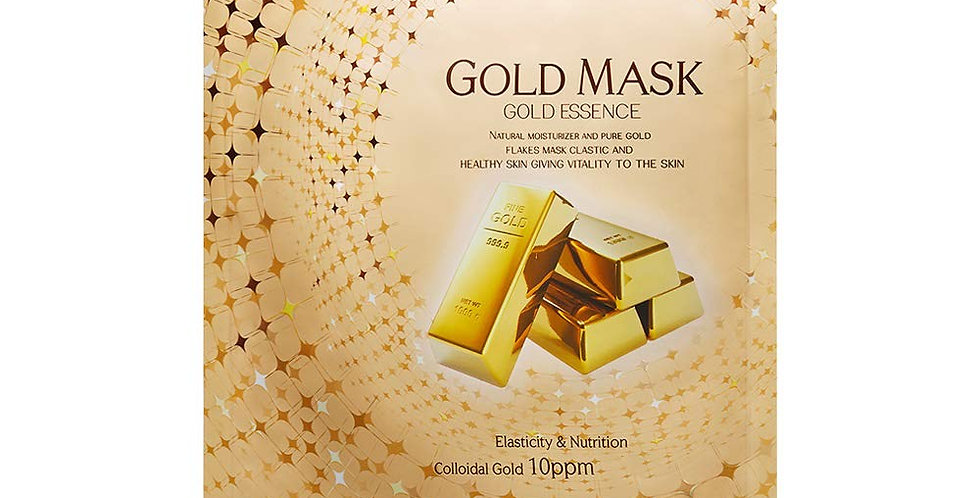 Gold Essence Gold Mask