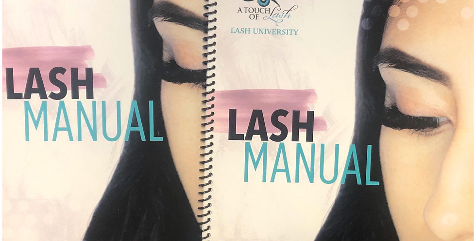 ATOL Lash Manual: ATOL Students ONLY