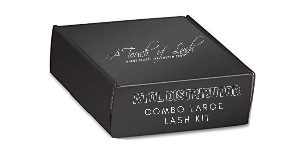 ATOL Distributor COMBO Large Lash Kit
