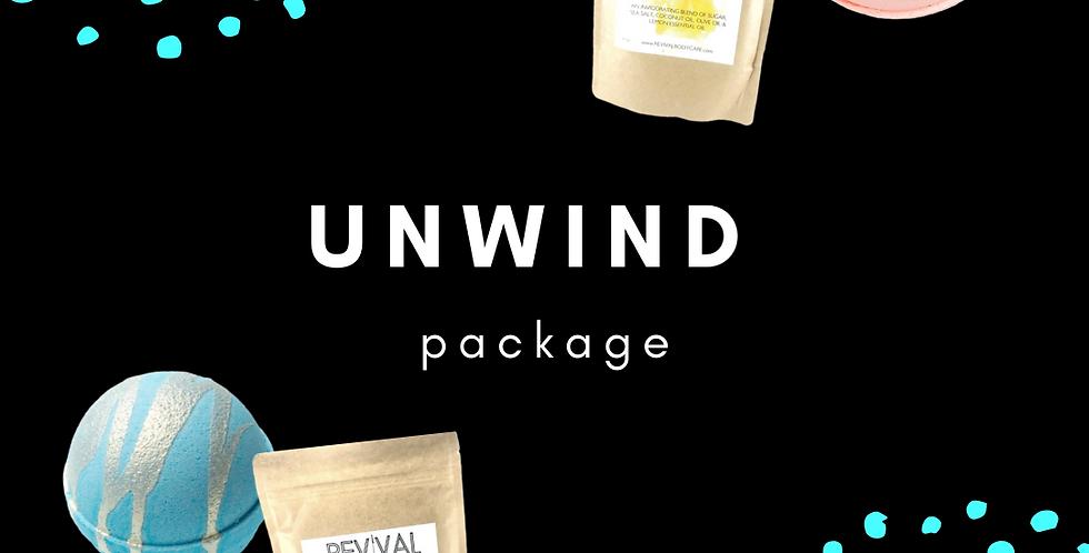 Product Bundle: Unwind