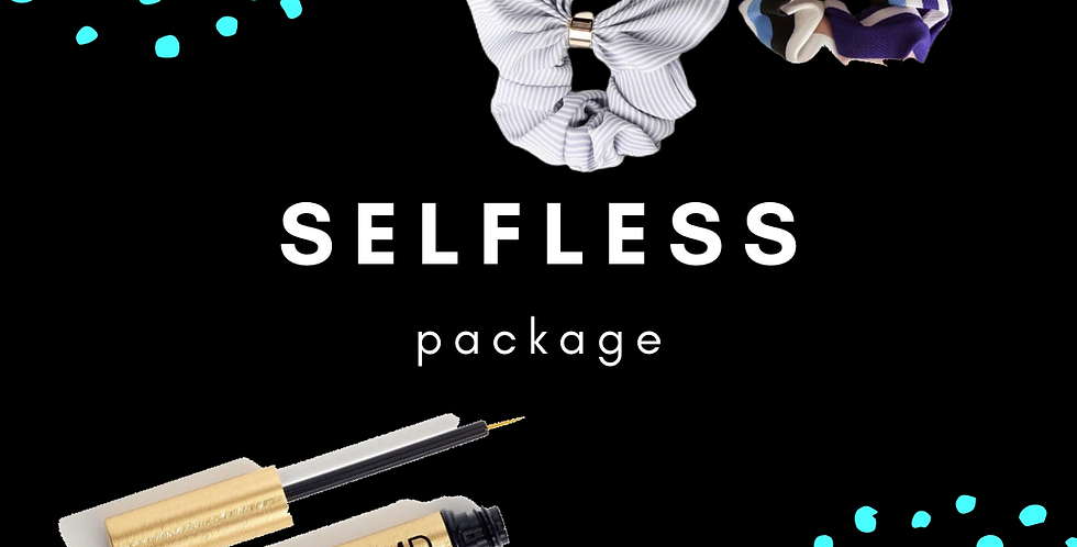Product Bundle: Selfless