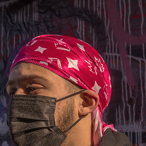 Rose Pink Durag