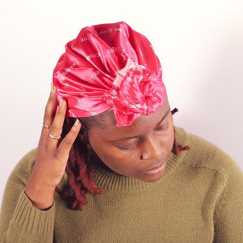 Circa 73 - Breast Cancer Awareness Headscarf