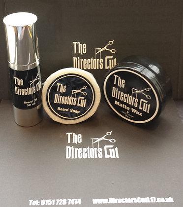 The Directors Cut - Hair & Beard Essentials