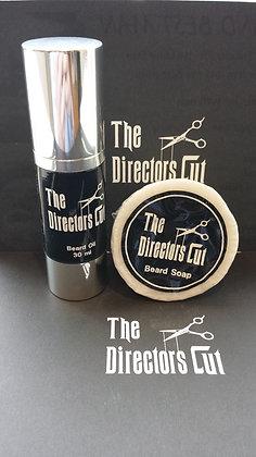 The Directors Cut - Beard Combo