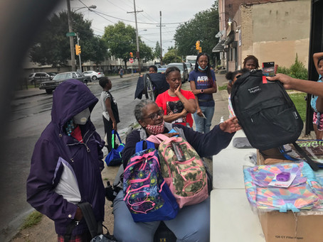 2021 Back to School Event