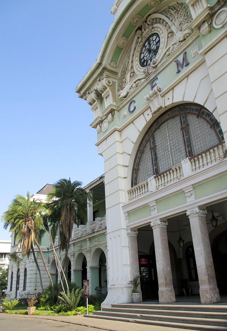 Hauptbahnhof von Maputo