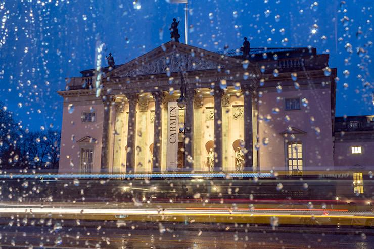 """Staatsoper """"Unter den Linden"""" in Berlin."""