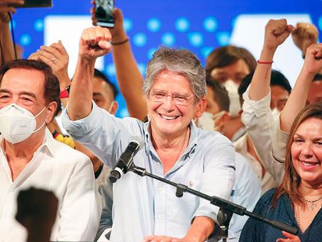 Lasso neuer Präsident Ecuadors