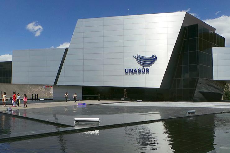 Hauptsekretariat der Union in Quito (Ecuador). (Foto: Wikipedia)
