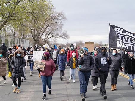 Proteste gegen Polizei