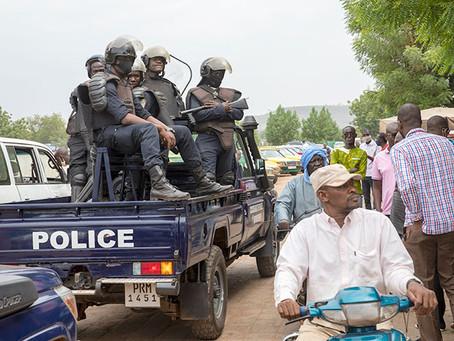 Putschversuch in Mali