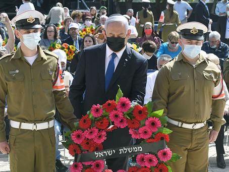 Israel gedenkt der Opfer des Holocaust