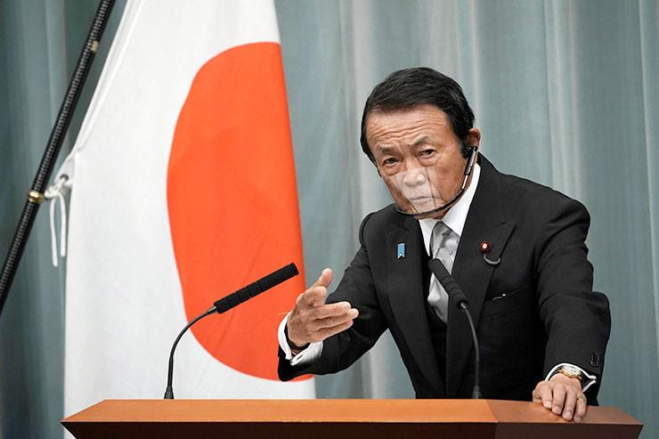 Liberaldemokrat Yoshihide Suga