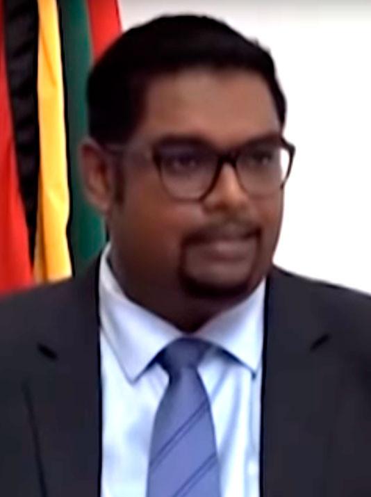Mohamed Irfaan Ali