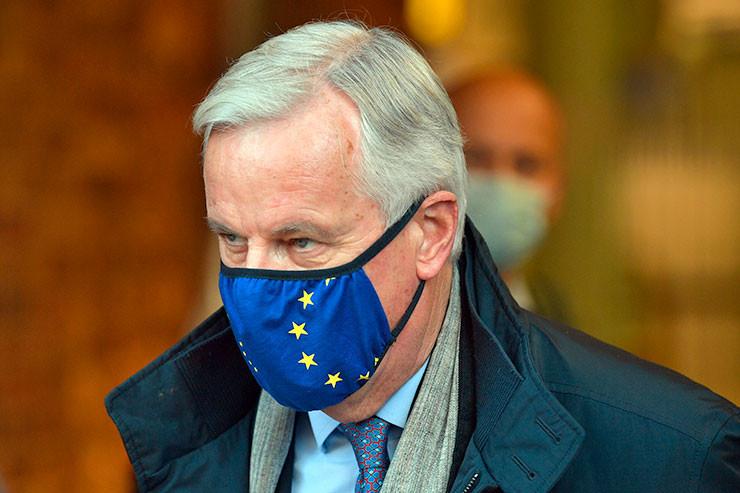 Chefunterhändler Barnier