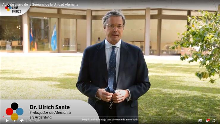 Dr. Ulrich Sante