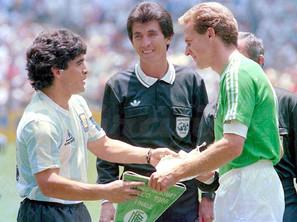 Diego und die Deutschen