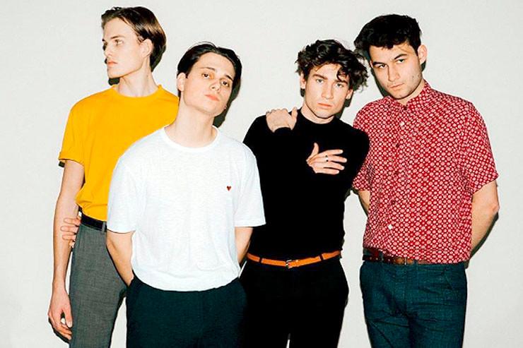 Ben, Jonas, Jeremias und Oliver