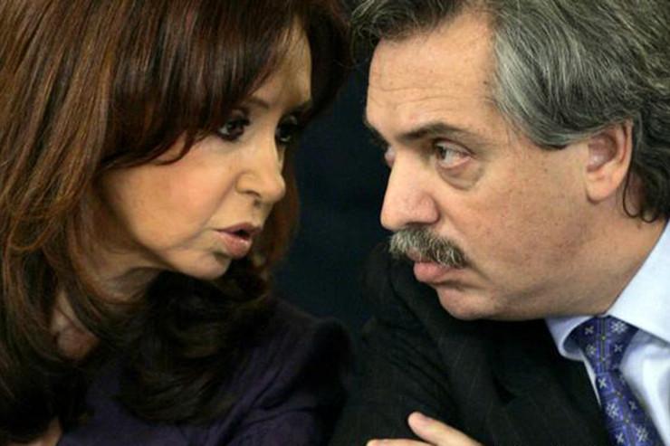 CFK und alferdez