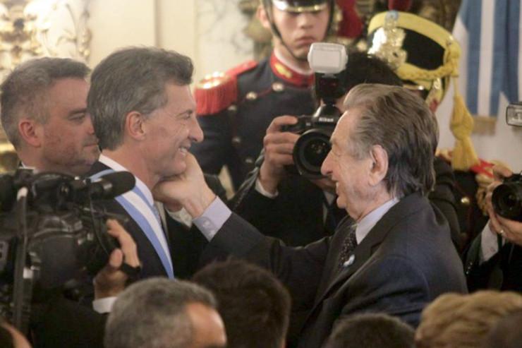 Mauricio Macri - Franco Macri